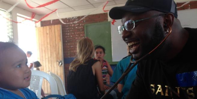 Maurice in Nicaragua